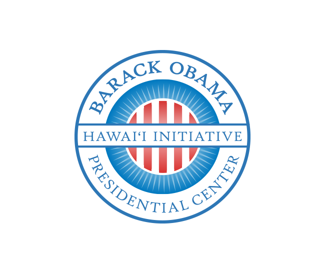 barack obama hawaii brand logo design